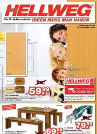 Hellweg Aktuelle Angebote September 2012 KW37