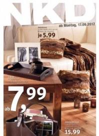 NKD September Sale September 2012 KW38