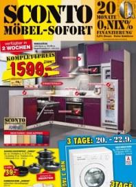 Sconto Fachsortiment Spezail September 2012 KW37