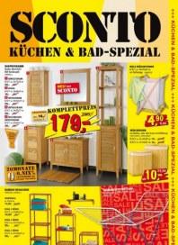 Sconto Küchen und Bad-Spezial September 2012 KW37