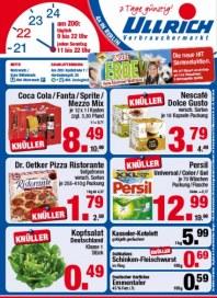 Ullrich Verbrauchermarkt Hauptflyer September 2012 KW37