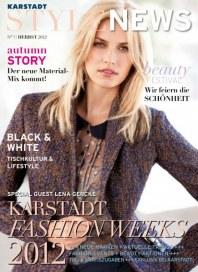 KARSTADT Style News September 2012 KW36
