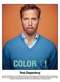 Peek & Cloppenburg Color Up für den Herbst September 2012 KW38