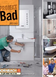 Hornbach Projekt Bad September 2012 KW38