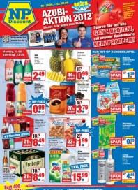 NP-Discount Aktueller Wochenflyer September 2012 KW38 1