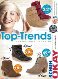 Schuh Okay Top-Trends September 2012 KW38