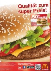 McDonalds Einfach abgeben und genießen September 2012 KW37