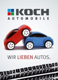 Koch Automobile Wir lieben Autos September 2012 KW38