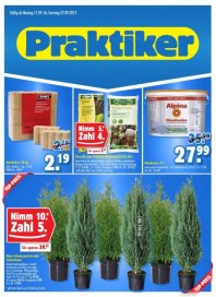 Praktiker Hauptflyer September 2012 KW38 1