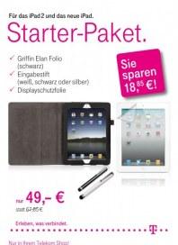 Telekom Shop Starter-Paket September 2012 KW38 1
