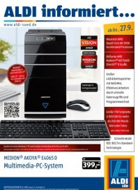 Aldi Süd Multimedia-PC-System September 2012 KW39