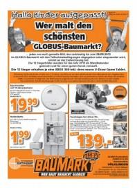Globus Baumarkt Haupflyer September 2012 KW39 2