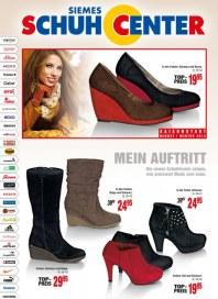SIEMES Schuhcenter Mein Auftritt September 2012 KW39