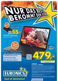 Euronics Nur das Beste bekommt den Stern September 2012 KW39