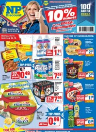 NP-Discount Niedrige Preise - Clevere Kunden Oktober 2012 KW40