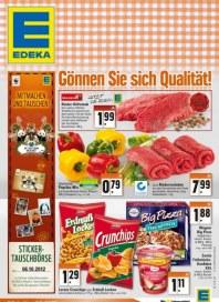 Edeka Gönnen Sie sich Qualität Oktober 2012 KW40