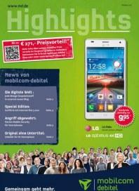 mobilcom-debitel Highlights September 2012 KW39