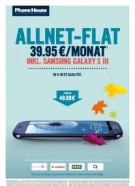 Phone House Allnet-Flat September 2012 KW39 1