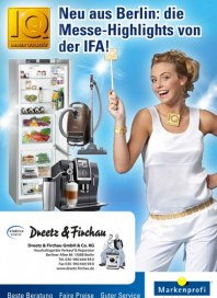 Dreetz & Firchau Neu aus Berlin Oktober 2012 KW40