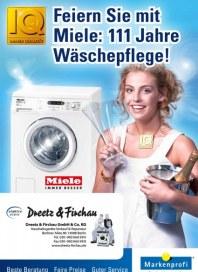 Dreetz & Firchau Feiern Sie mit Miele Oktober 2012 KW40