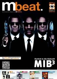 Müller Müller MBeat 01.10. - 31.10.2012 Oktober 2012 KW40