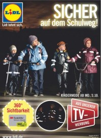 Lidl Aktueller Wochenflyer Oktober 2012 KW40