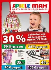 Spiele Max 30% auf Herbst- und Wintermode der Marke COOL CLUB Oktober 2012 KW40
