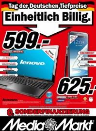 MediaMarkt Einheitlich Billig Oktober 2012 KW40
