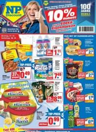 NP-Discount Aktueller Wochenflyer Oktober 2012 KW40
