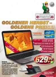 Emendo Hauptflyer Oktober 2012 KW40