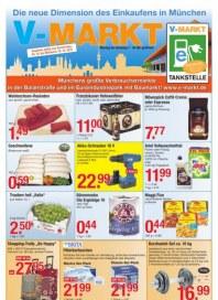 V-Markt Aktuelle Wochenangebote Oktober 2012 KW40