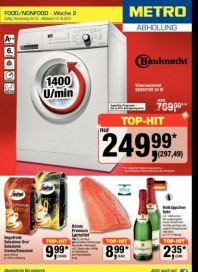 Metro Cash & Carry Food Oktober 2012 KW40 1