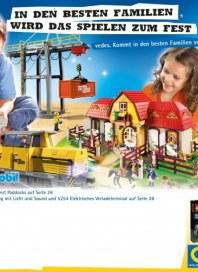 Spielzeug-Ring In den besten Familien wird das spielen zum Fest Oktober 2012 KW40