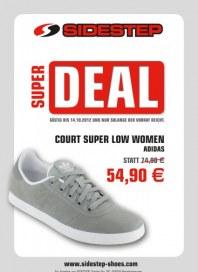Sidestep Super Deal Oktober 2012 KW40