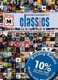 Müller classics Oktober 2012 KW40