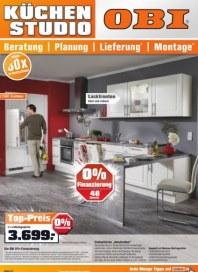 OBI Aktuelle Küchenangebote Oktober 2012 KW40