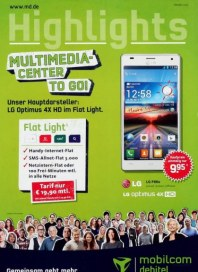 mobilcom Aktuelle Angebote Oktober 2012 KW40