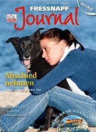 Fressnapf Journal Leseprobe Oktober 2012 KW40