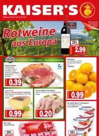 Kaiser's Rotweine aus Europa Oktober 2012 KW41 1