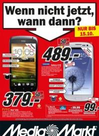 MediaMarkt Wenn nicht jetzt, wann dann Oktober 2012 KW41