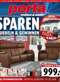 Porta Sparen & gewinnen Oktober 2012 KW41 1