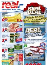 real,- Deal der Woche Oktober 2012 KW41
