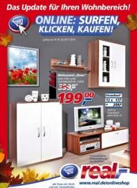 real,- Surfen, Klicken, Kaufen Oktober 2012 KW41