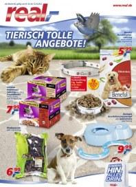 real,- Tierisch tolle Angebote Oktober 2012 KW41