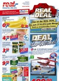 real,- Deal der Woche Oktober 2012 KW41 2