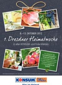 Konsum Dresdner Heimatwoche Oktober 2012 KW41