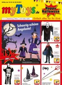myToys.de Happy Halloween Oktober 2012 KW42