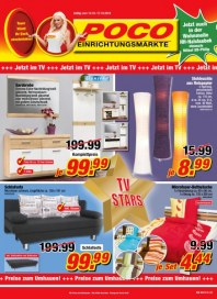 POCO Hol Dir unsere TV-Angebote Oktober 2012 KW41