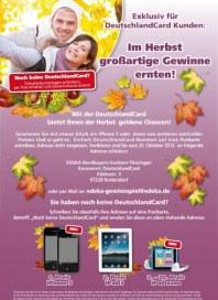 Edeka Im Herbst großartige Gewinne ernten Oktober 2012 KW41