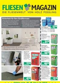 Holz Possling Fliesen Magazin Oktober 2012 KW42